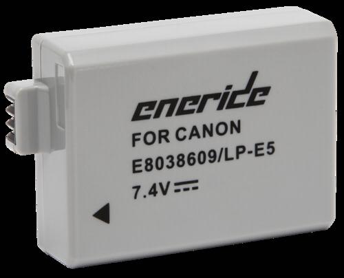 Eneride Canon LP-E5 1020mAh