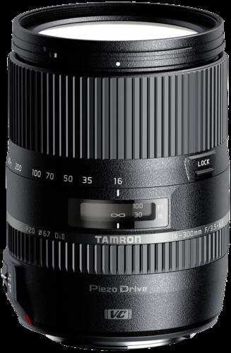 Tamron AF 16-300mm f/3.5-6.3 DI II VC PZD Macro Nikon