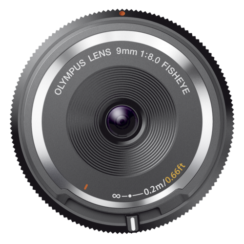 Olympus Body Lens Cap 9mm