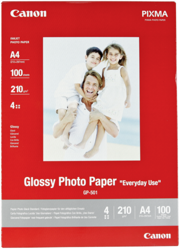 Canon GP-501 Glossy A4 210gr (100 sheets)