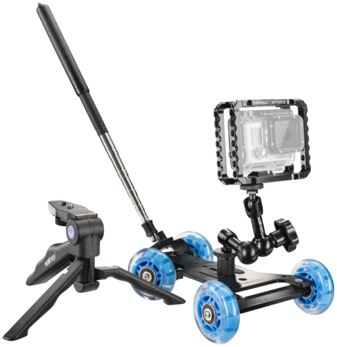 Walimex Pro Dolly Action Set GoPro IV