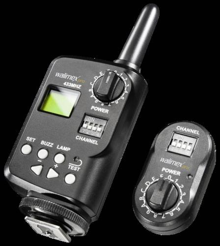 Walimex Pro Radio Trigger Set Operator USB Plus
