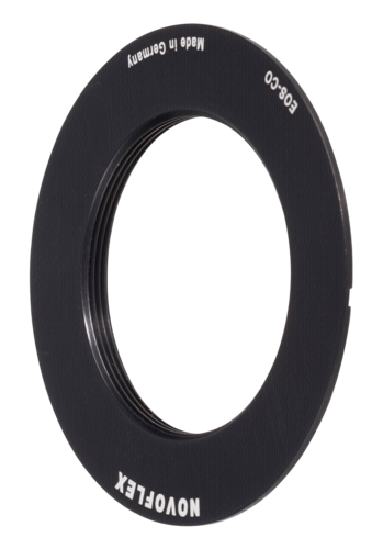Novoflex Adapter M42 Lens to Canon EF Camera