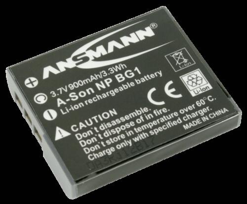 Ansmann Sony NP-BG1 900mAh