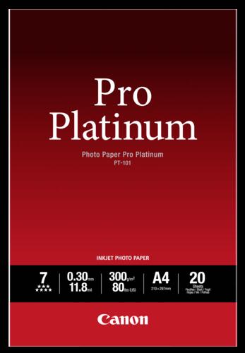 Canon PT-101 Pro Platinum A4 300gr (20 sheets)