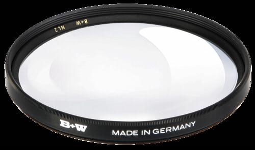 B+W Close Up Lens +2 (NL2) 77mm