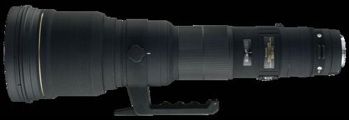 Sigma EX 800mm f/5.6 DG APO Nikon