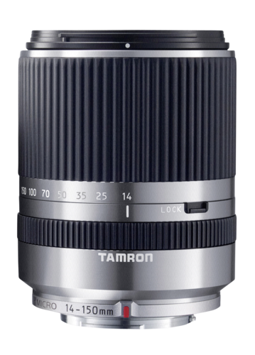 Tamron 14-150mm f/3.5-5.8 DI III MFT Silver