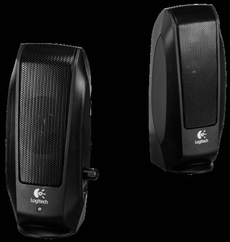 Logitech S 120 black