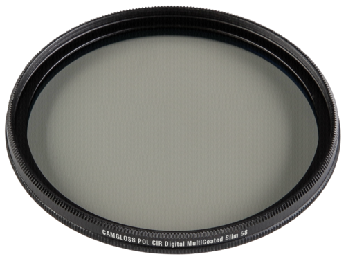 Camgloss Pol circular 58 DIGITAL FILTER MultiCoated Slim