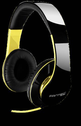 FANTEC SHP-250AJ black / neon yellow