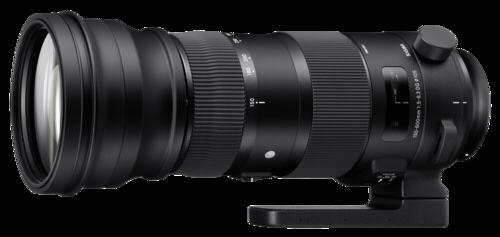 Sigma 150-600mm f/5-6.3 DG AF HSM OS Canon