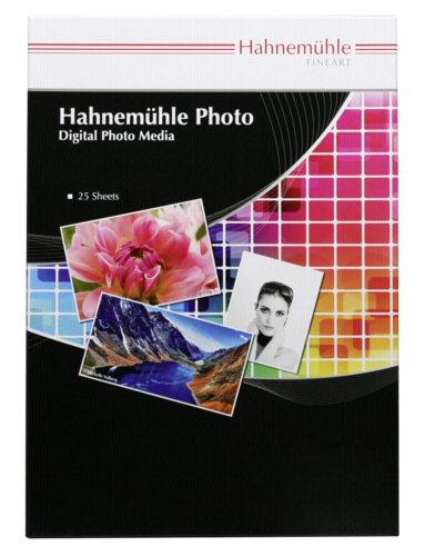 Hahnemuhle Photo Silk Baryta A4 310gr (25 Sheets)