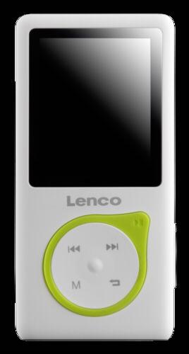Lenco Xemio 657 4GB Green