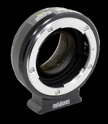 Metabones Speed Booster ULTRA Nikon G to Fuji X