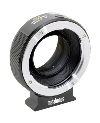 Metabones Speed Booster ULTRA Contax Yashica to Fuji X