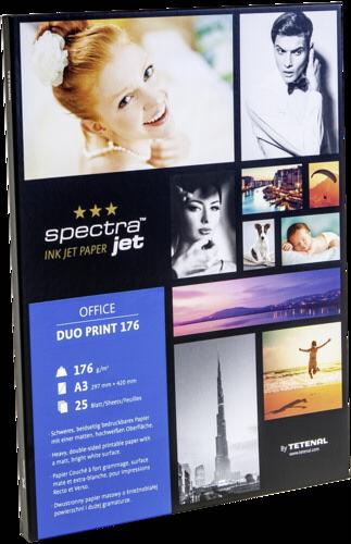 Tetenal Spectra Jet Duo Print A3 176gr (25 sheets)