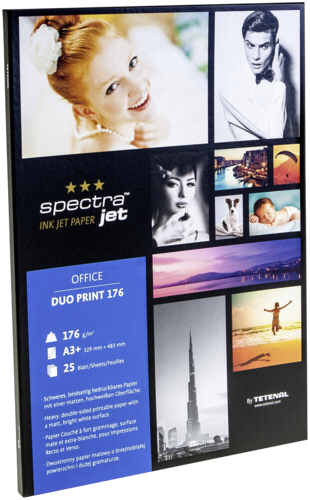 Tetenal Spectra Jet Duo Print A3+ 176gr (25 sheets)