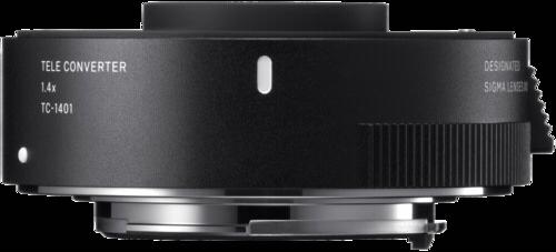Sigma Tele Converter TC-1401 AF Canon