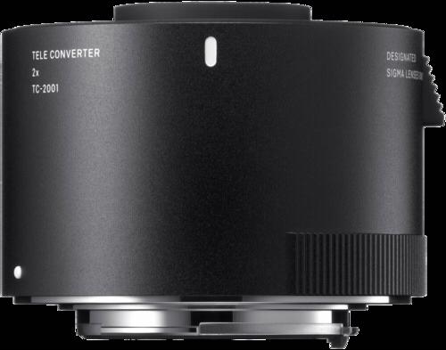 Sigma Tele Converter TC-2001 AF Canon