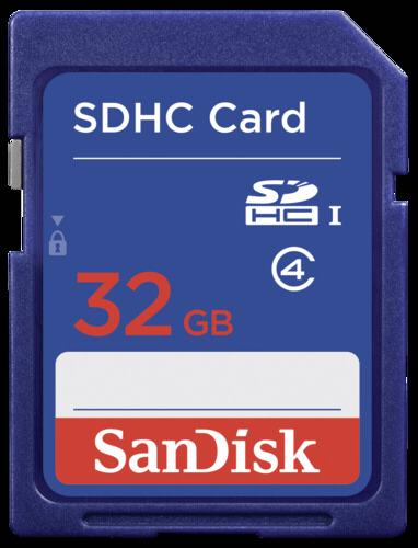 SanDisk SDHC Card 32GB