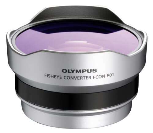 Olympus FCON-P01 Fish Eye Converter for M. 14-42 II