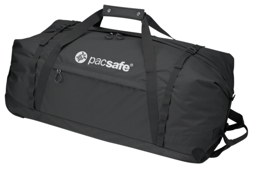Pacsafe Duffelsafe AT120 Travel Bag black
