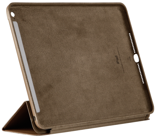 Apple Smart Case olive braun