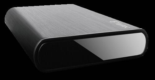 Fantec DB-ALU3e-6G eSATA 3.5 4TB USB 3.0 Black