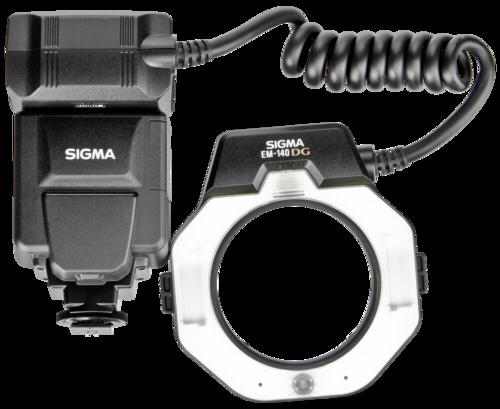 Sigma EM-140 DG  Electronic Flash Macro (Pentax)