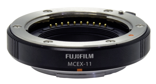 Fujifilm MCEX-11 Macro Extension Tube 11mm