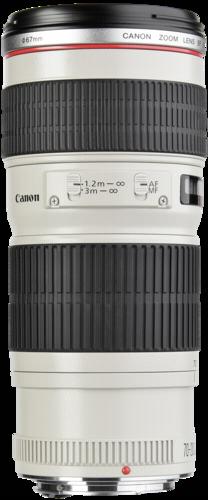 Canon EF-L USM   4,0/70-200