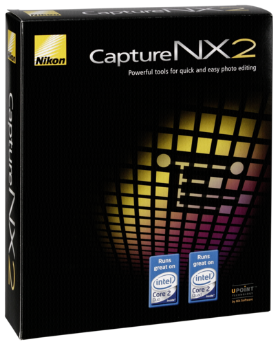 Nikon Capture NX2 -Full-