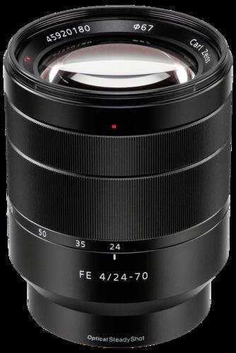 Sony E-Mount 24-70mm f/4 ZA OSS