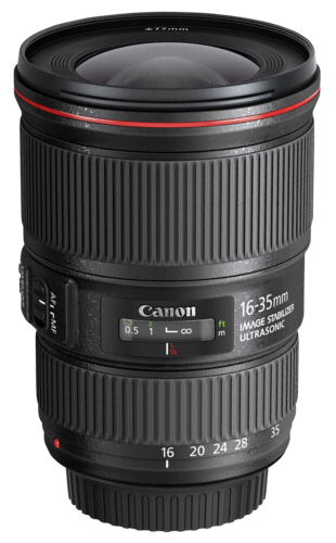 Canon EF 4/16-35 L IS USM