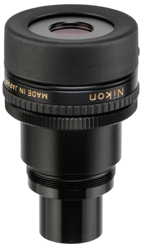 Nikon S New 20-60x/25-75x Eyepiece Field