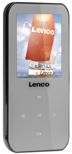 Lenco Xemio 655 4GB Gray