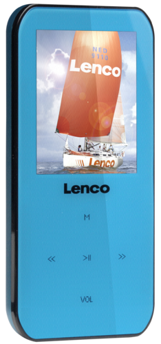 Lenco Xemio 655 4GB Blue
