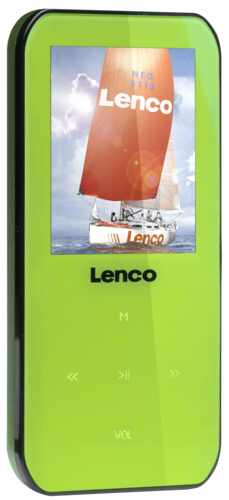 Lenco Xemio 655 4GB Green