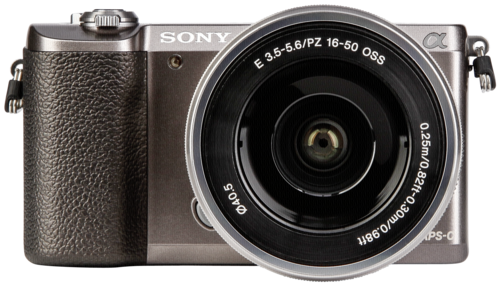 Sony Alpha 5100 Kit SEL-P 16-50mm Brown
