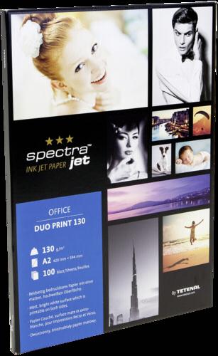 Tetenal Spectra Jet Duo Print A2 130gr (100 sheets)