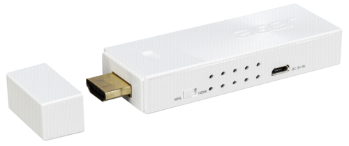 Acer MWA3 MHL wireless Adapter white