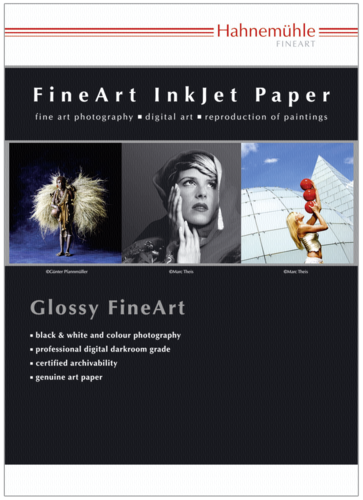 Hahnemuhle FineArt Pearl A2 285gr (25 Sheets)