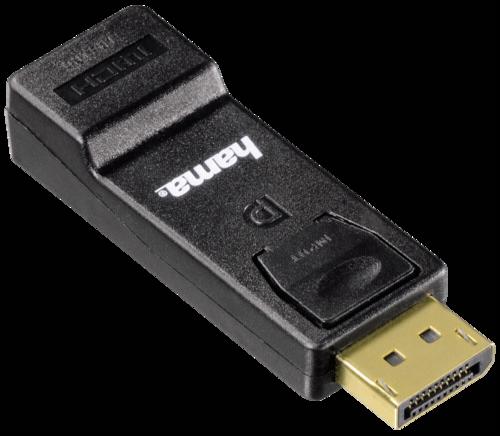 Hama DisplayPort Adapter for HDMI