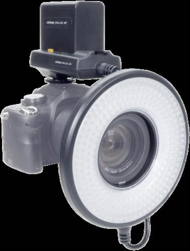 Dorr LED DRL-232 Ring Light with battery box