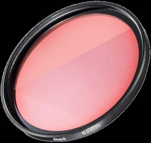 Mantona GoPro Red Filter 52mm