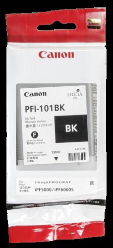Canon PFI-101 BK Black