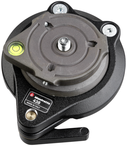 Manfrotto 438 Compact Leveling Head