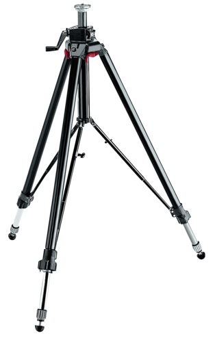 Manfrotto 058B Aluminum Triaut Tripod