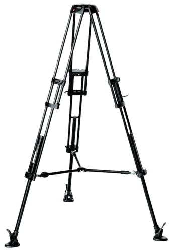 Manfrotto 546B Pro Video Tripod with Mid Level Spreader